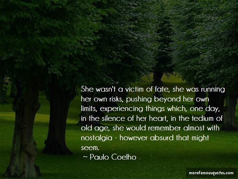 Victim Of Fate Quotes