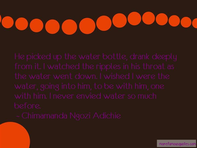 Water Bottle Quotes Pictures 2