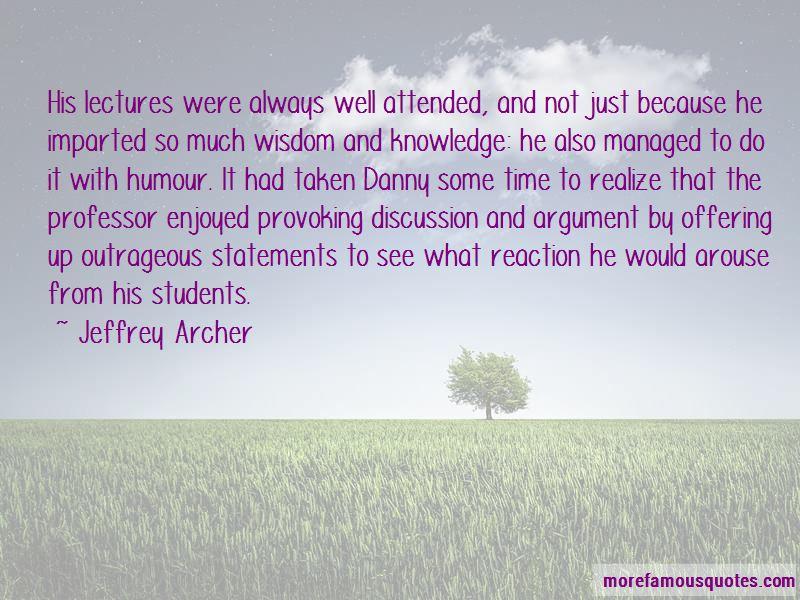 Wisdom Statements Quotes