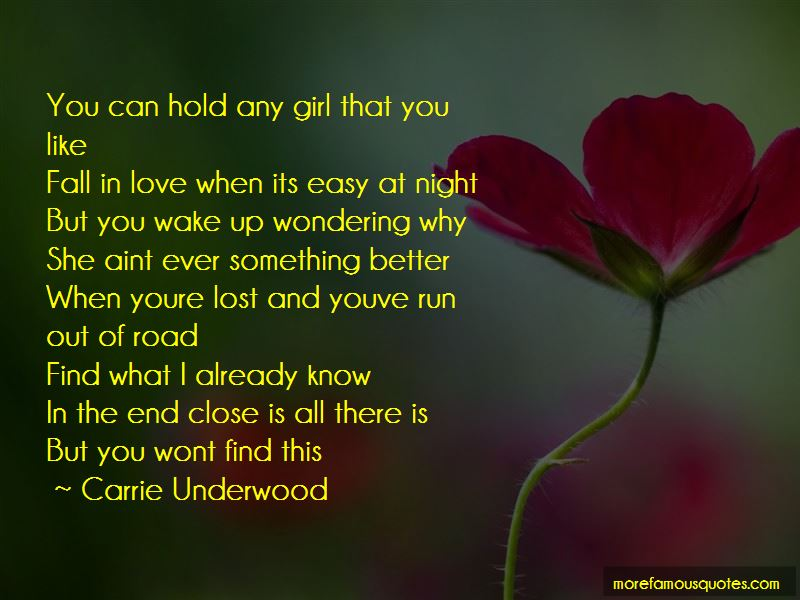 You've Lost Me Quotes Pictures 2