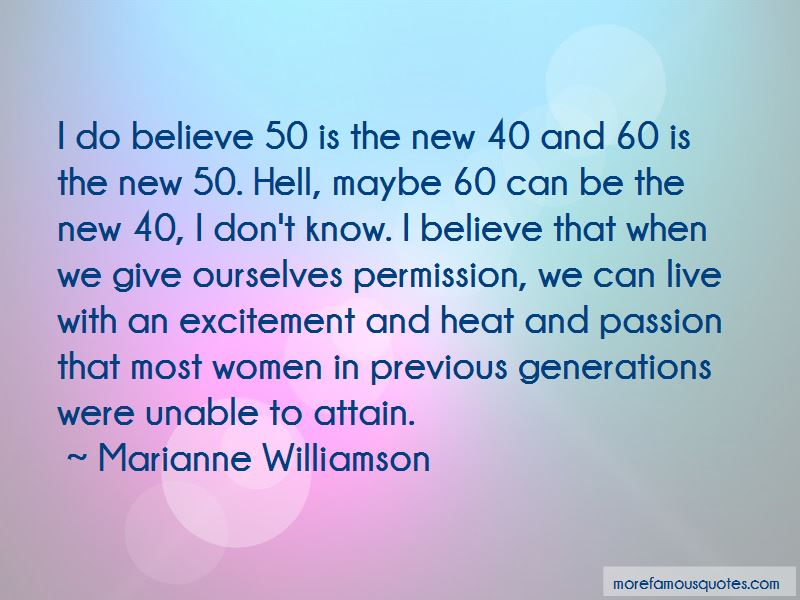 50 Is The New 40 Quotes