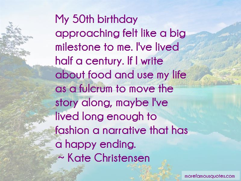 50th Birthday Milestone Quotes: top 1 quotes about 50th ...