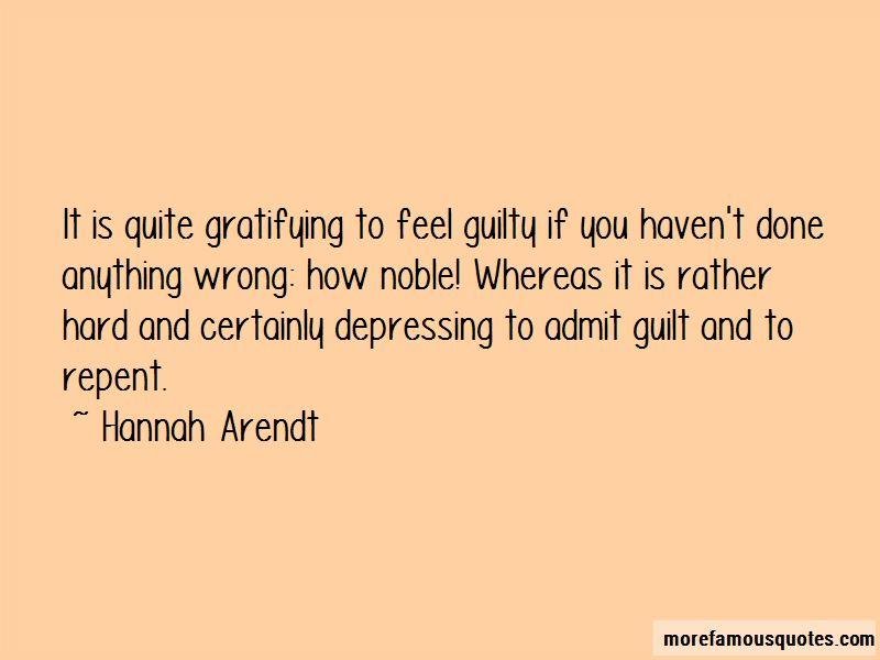 Admit Guilt Quotes Pictures 2