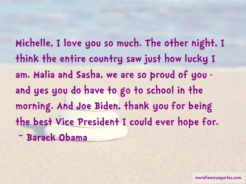 Best Vice President Quotes