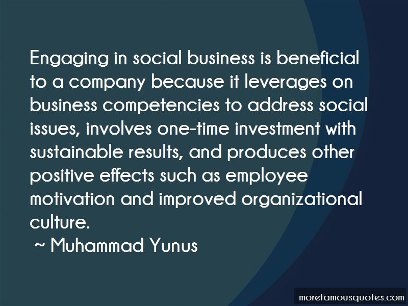 Business Organizational Quotes