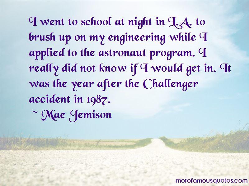 Challenger Astronaut Quotes