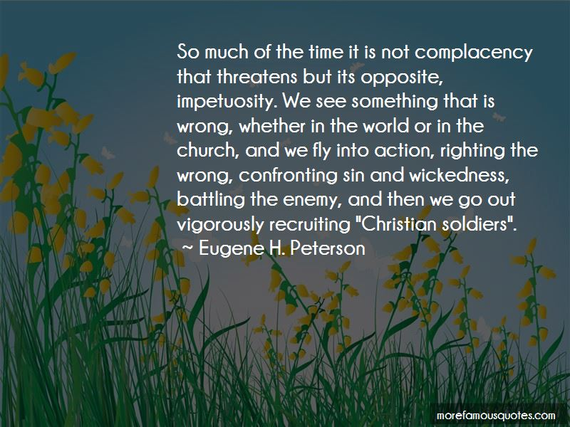 Christian Complacency Quotes Pictures 3
