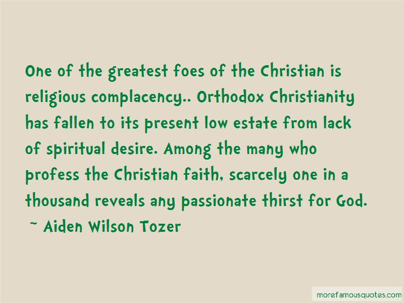 Christian Complacency Quotes Pictures 4