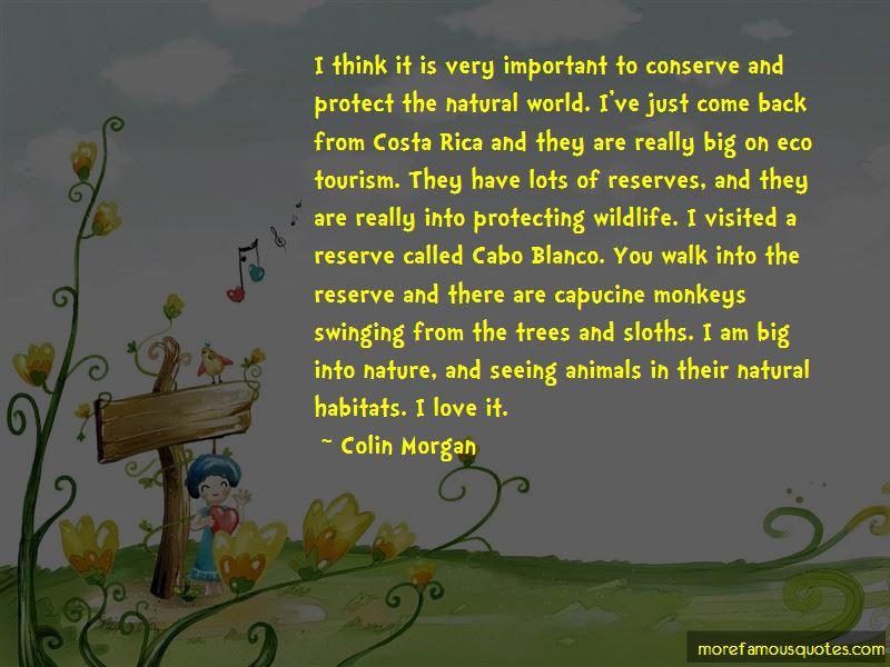 Conserve Wildlife Quotes Pictures 3