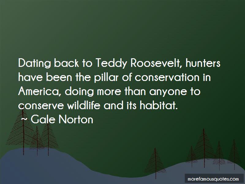 Conserve Wildlife Quotes