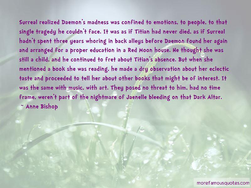 Daemon Book Quotes