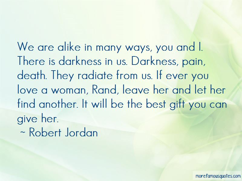 Darkness In Us Quotes
