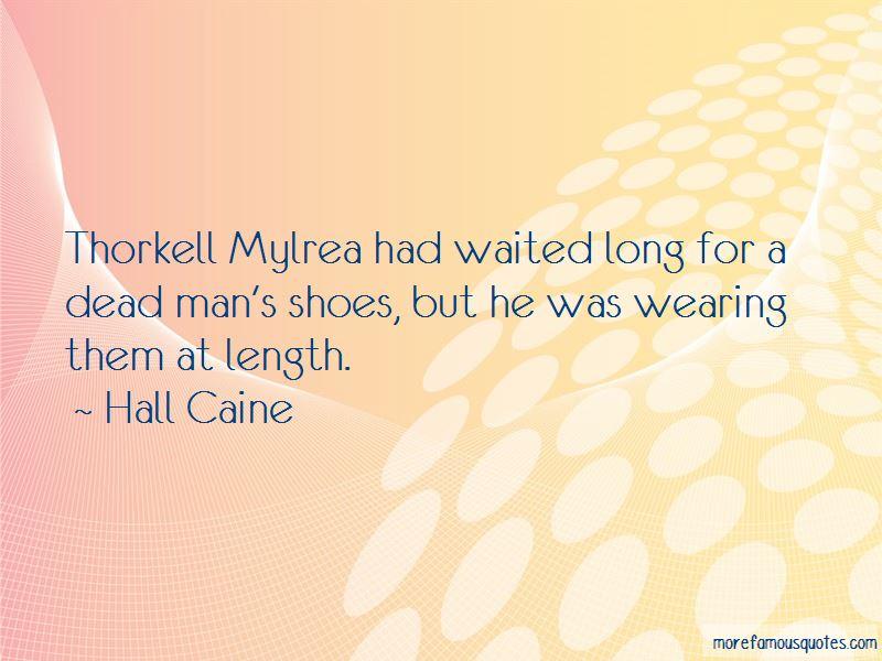 Dead Man's Shoes Quotes
