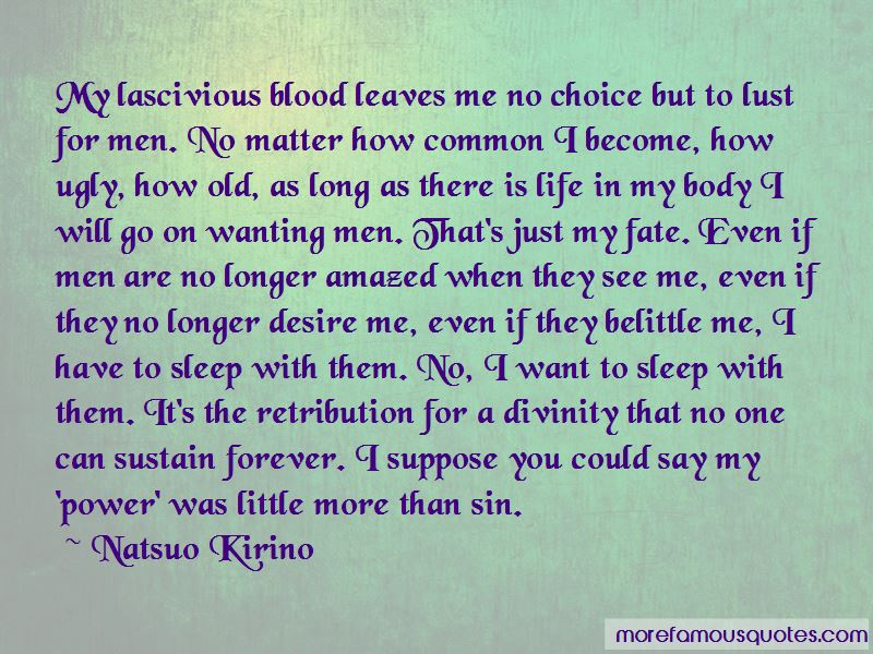 Desire Lust And Sin Quotes Pictures 3