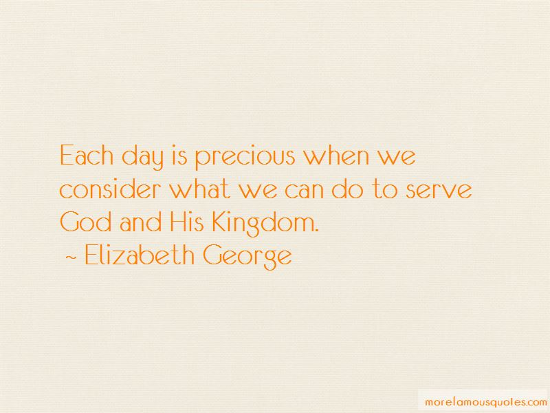 Each Day Is Precious Quotes