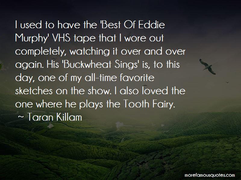 Eddie Murphy Buckwheat Quotes