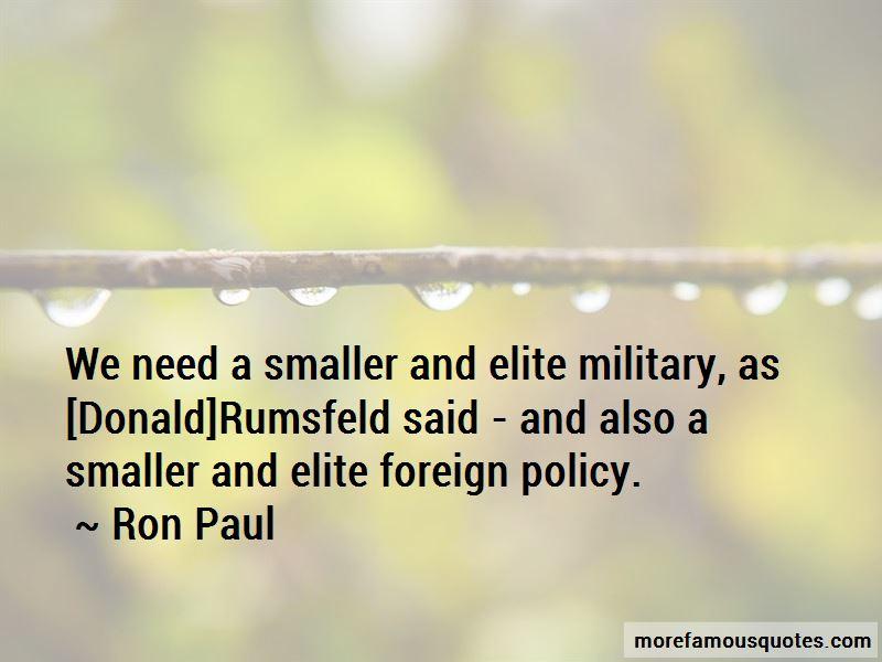 Elite Military Quotes