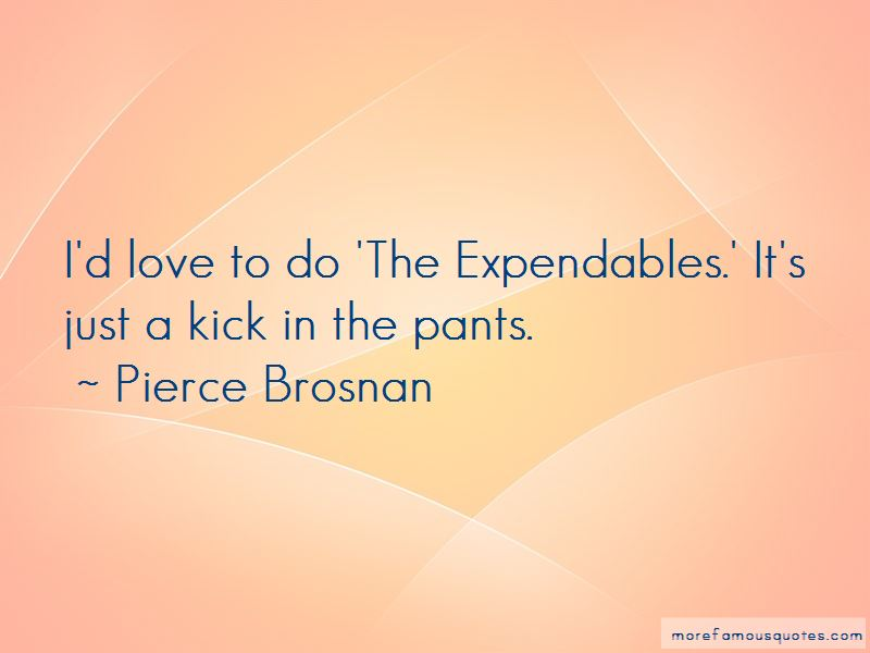 Expendables Quotes