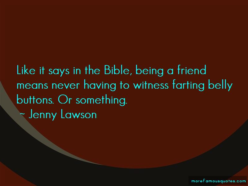 Farting Friend Quotes