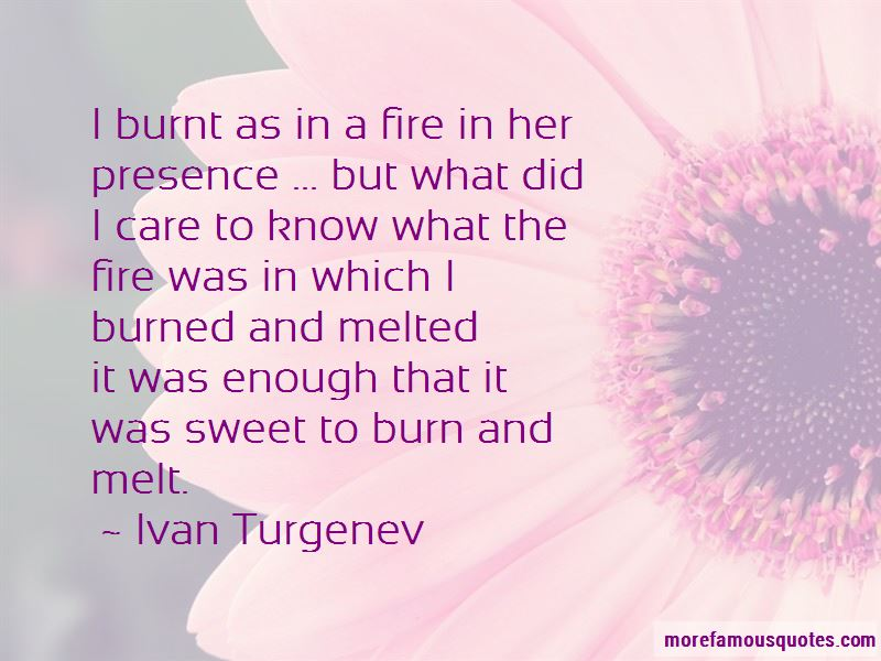Fire In Her Quotes Pictures 4