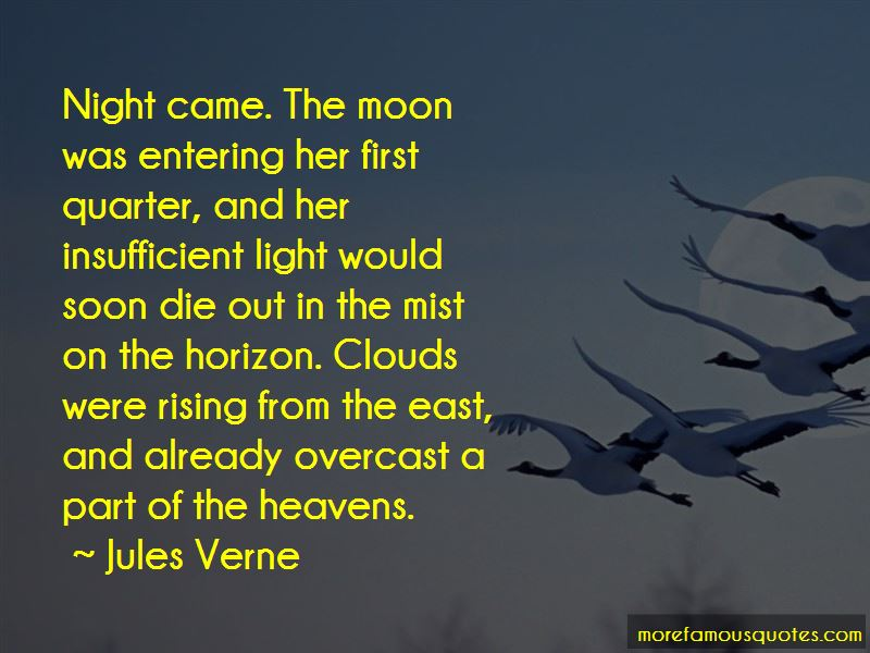 First Quarter Moon Quotes