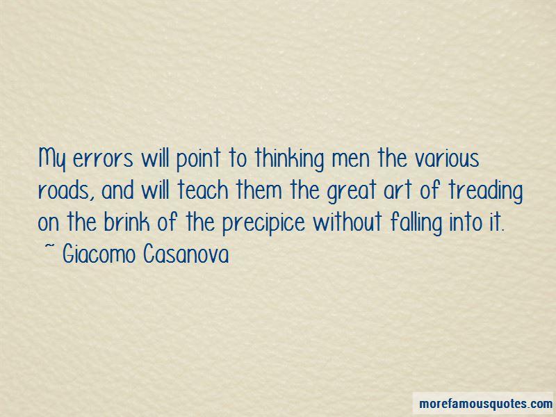 Great Treading Quotes