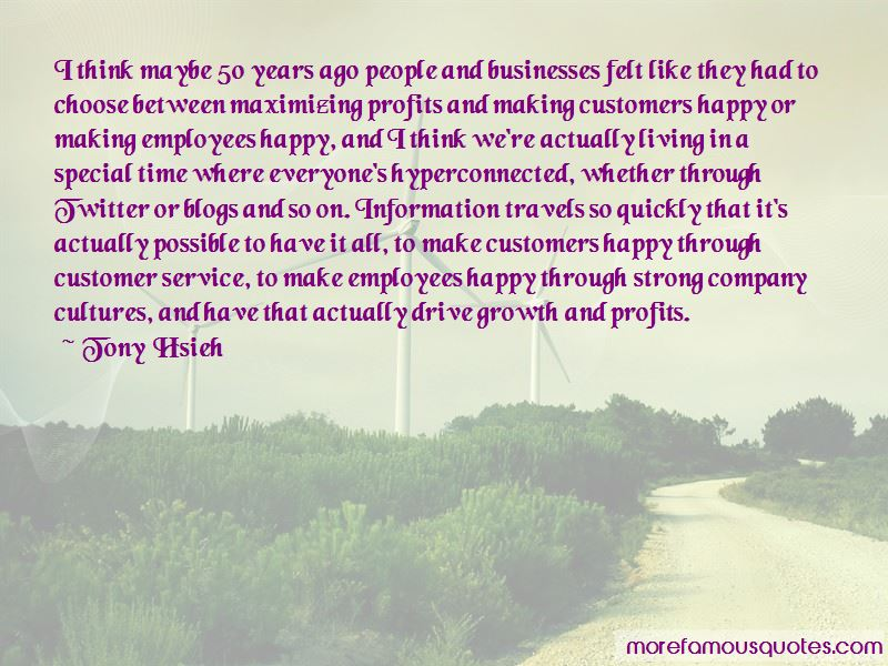 Happy Employees Make Happy Customers Quotes