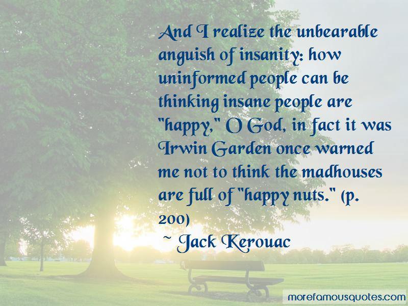 Happy Insane Quotes