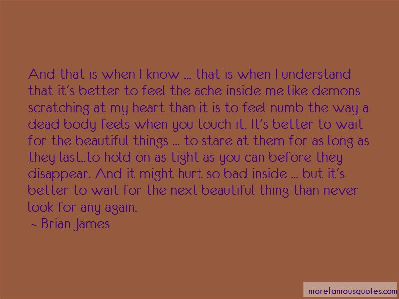 Heart Feels Numb Quotes Pictures 2