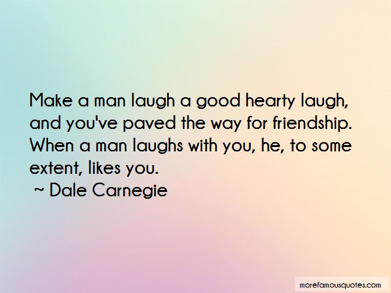 Hearty Friendship Quotes