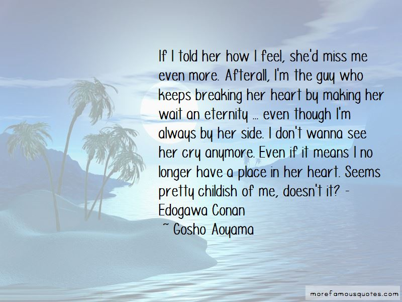 How I Miss This Place Quotes Pictures 3