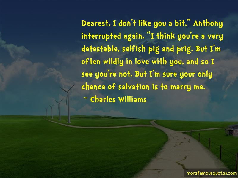 I Love You Anthony Quotes