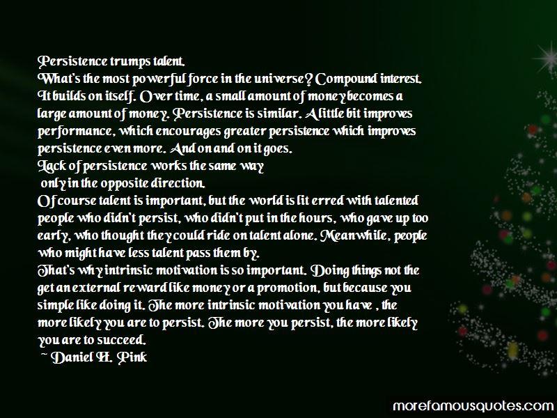 Intrinsic Reward Quotes Pictures 3