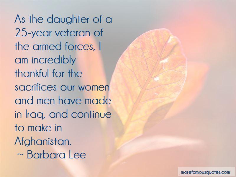 Iraq Veteran Quotes