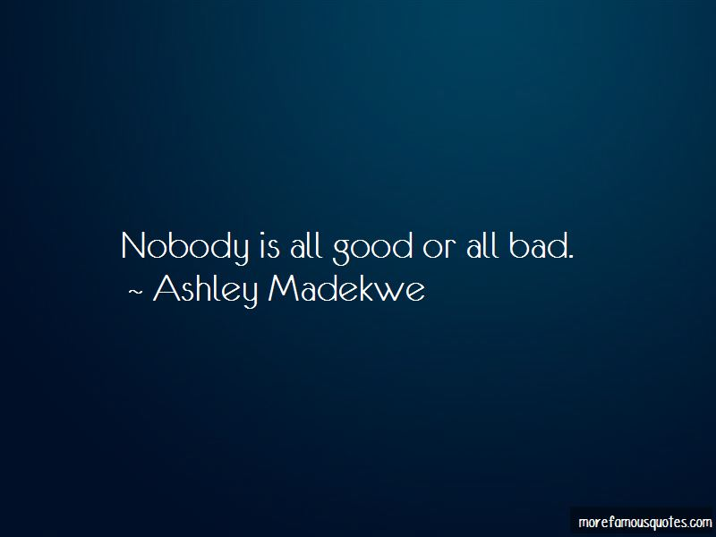 Is All Good Quotes Pictures 4