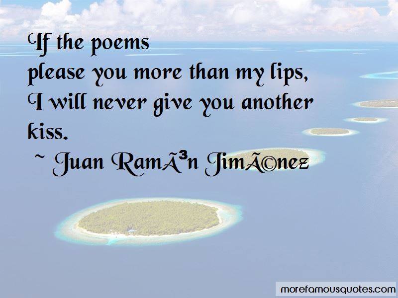 Kiss Poems And Quotes
