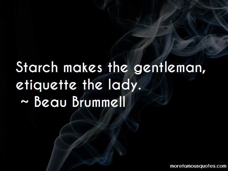 Lady Etiquette Quotes Pictures 2