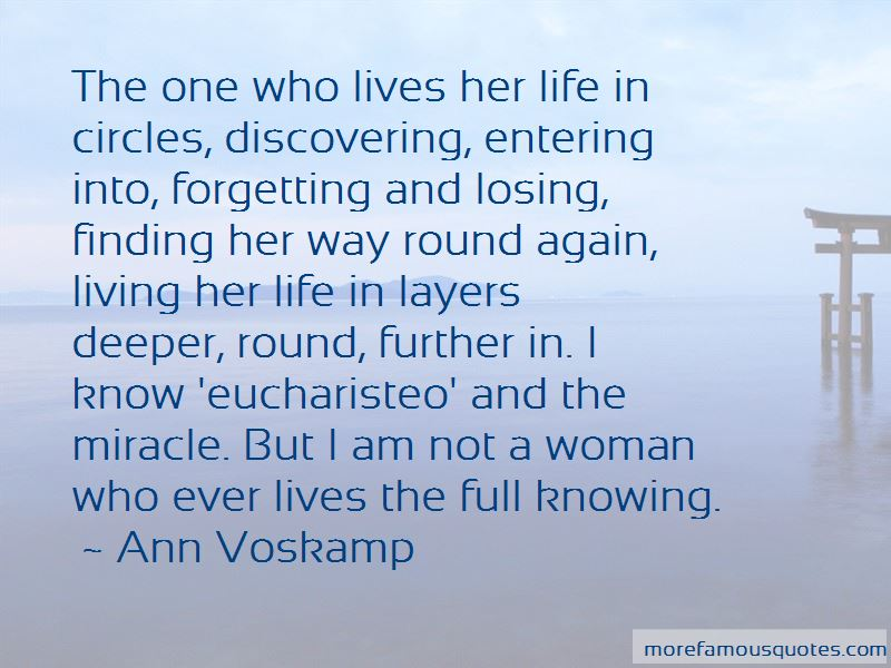 Life In Circles Quotes