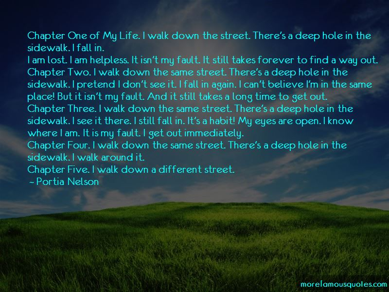 Life Is A Two Way Street Quotes Pictures 4