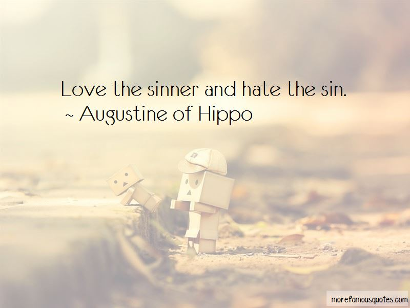 Love The Sinner Quotes Pictures 2