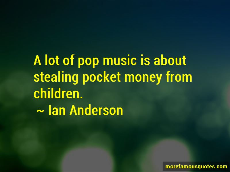 Money In Pocket Quotes