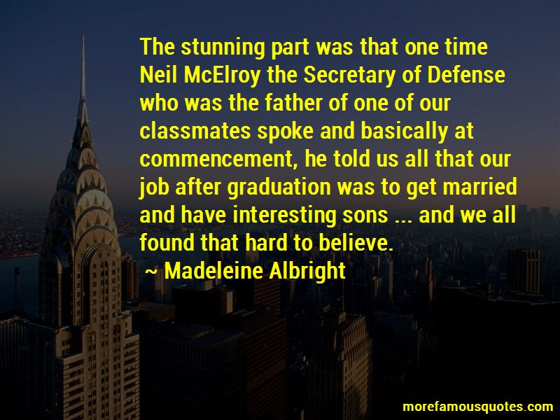Neil Mcelroy Quotes