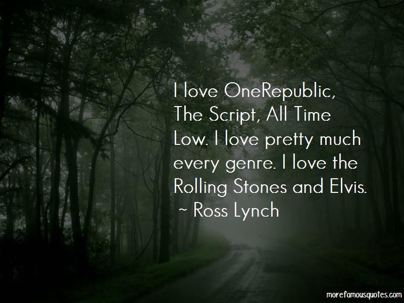 Onerepublic Quotes