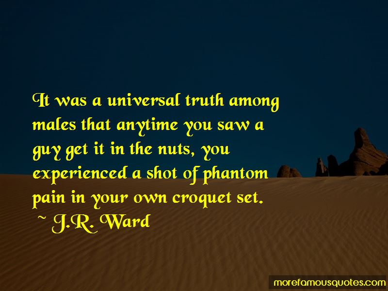 Phantom Pain Quotes