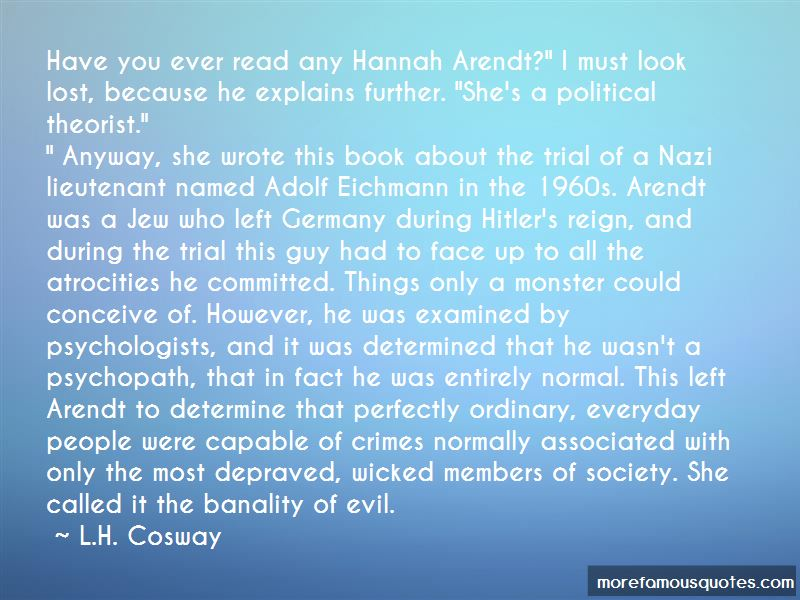 Adolf Eichmann Quotes Pictures 2
