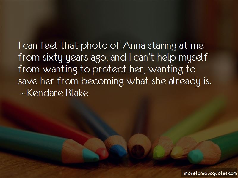 Quotes About Anna