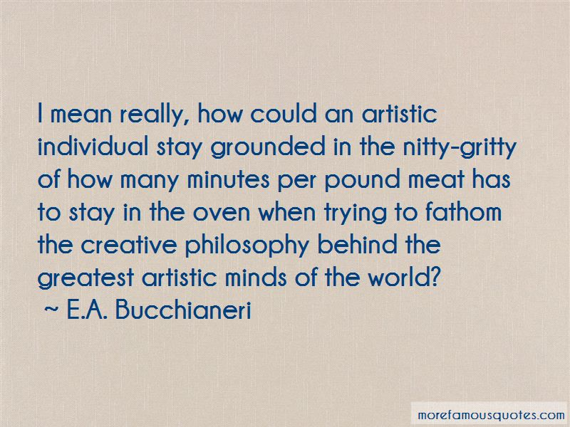 Quotes About Artistic Minds