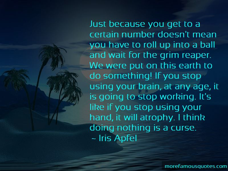 Atrophy Quotes Pictures 2