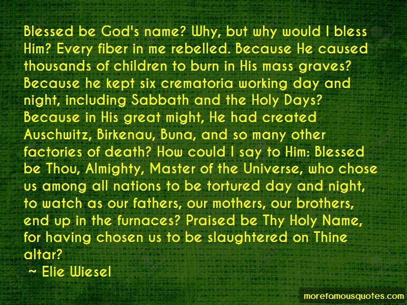 Quotes About Auschwitz Birkenau