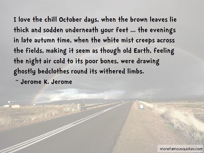 Autumn Evenings Quotes Pictures 2